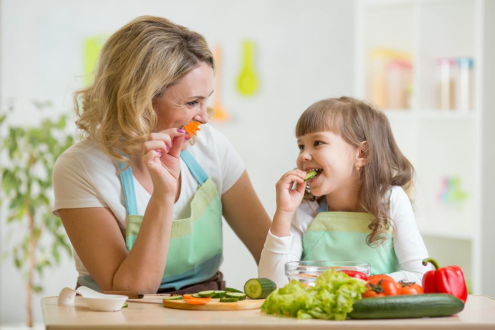 Đẩy lùi chứng chóng mặt sau sinh bằng chế độ ăn uống khoa học